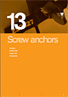 screw anchors